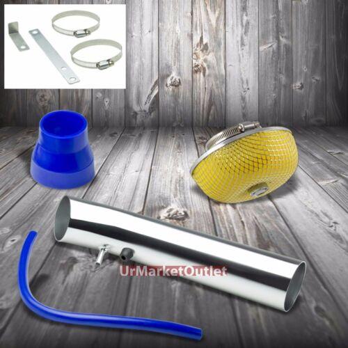 Shortram Air Intake//Yellow Gauze Mushroom Filter For Honda 96-00 Civic EX EJ7-8