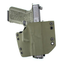 R&R HOLSTERS: OWB Kydex Holster compatible with Glock handguns