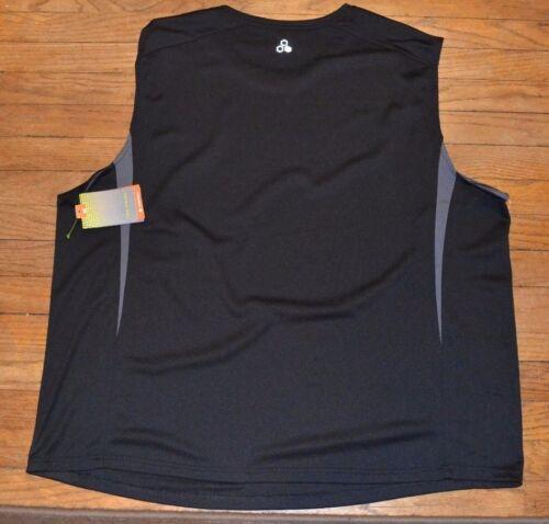 Tek Gear Performance Muscle Tank Sleeveless Tee Basketball DryTek Shirt