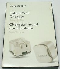 Insignia 12w Wall Charger With Lightning Connector Ns