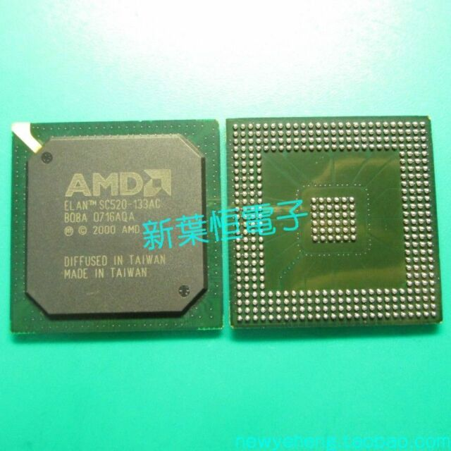 ELANSC520-133AC ELAN TMSC520-133AC  microcontroller new original IC