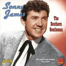The  Southern Gentleman: The First Four Albums 1957-1959 by Sonny James (CD, Sep