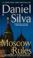 Gabriel Allon: Moscow Rules by Daniel Silva (2009, Paperback)