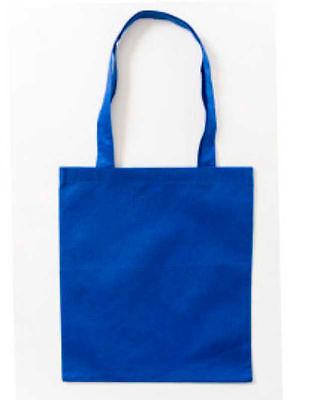 Vliestasche Einkaufstasche Tasche mit 2 langen Henkeln Stofftasche PP-Tasche