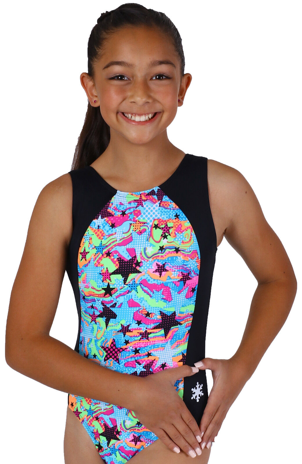Blast  Off Gymnastics or Dance Leotard by Snowflake Designs  promotional items