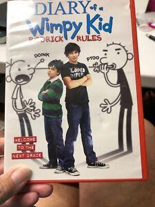 Diary Of A Wimpy Kid Rodrick Rules 24543720041 Ebay