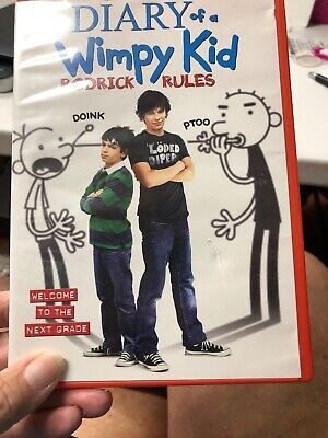 Diary Of A Wimpy Kid Rodrick Rules 24543720041 Ebay