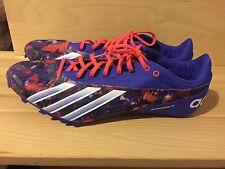 Adidas Sprintstar 4 Running Spikes Mens Blue