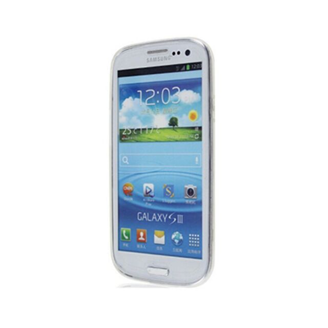 huge selection of fe71a 5df7e GEL Case for The Samsung Galaxy S4 Mini (clear)