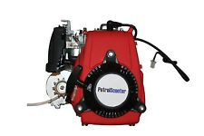 Bicycle Bike Conversion 4T 4 Stroke Engine Motorized Pullstart 50cc 49cc Gearbox