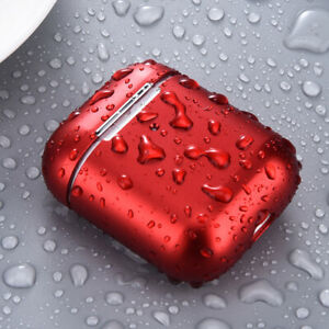Water-Resistant-Metal-Aluminum-Bumper-Case-For-Airpods-1st-Gen-Wireless-Charging