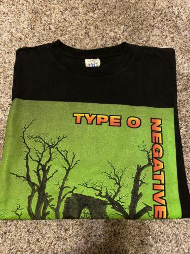 vintage type o negative shirt After Hours