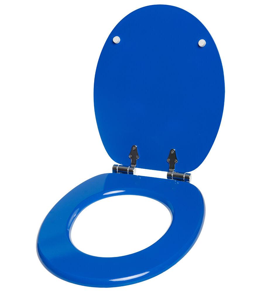 KLOBRILLE TOILETTENSITZ TOILETTENBRILLE WC BRILLE MIT ABSENKAUTOMATIK SOFTCLOSE       Das hochwertigste Material  3aeecc