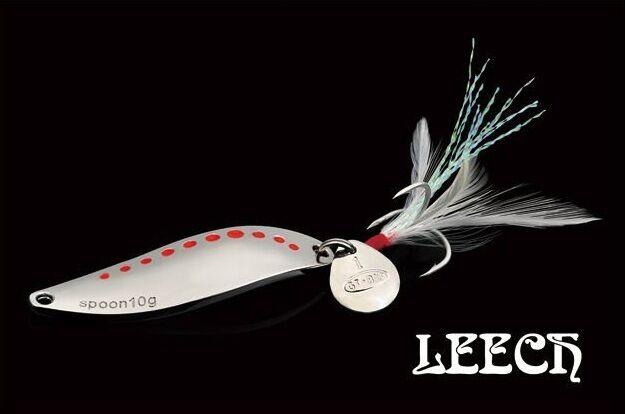 40g Spoon Lure Köder Fishing Freshwater Saltwater Blinker Leurre GT-BIO 2g