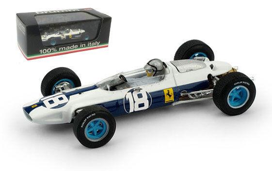Brumm R291C-CH Ferrari 156 NART  18 Mexico GP 1964-Pedro Rodriguez échelle 1 43