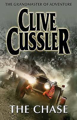 Cussler, Clive, The Chase: Isaac Bell #1, Excellent Book