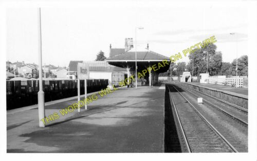 Stannington to Pegswood and Hepscott Lines 2 Morpeth Railway Station Photo