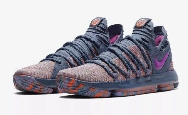 Nike Zoom KD10 LMTD AS All-Star Ocean Fog Fuchsia 897817-400 Men 11 Limited Cheap and beautiful fashion