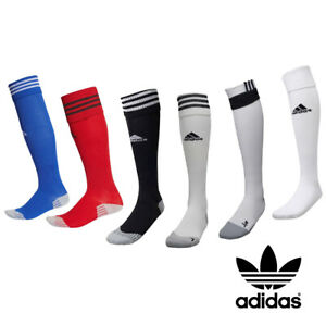 Adidas-Football-Socks-adisock-12-Milano-Pro-Mens-Long-Pair-Rugby-Sports-Soccer