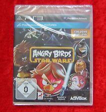 Angry Birds Star Wars, PS3, PlayStation 3 Spiel, Neu OVP, deutsche Version