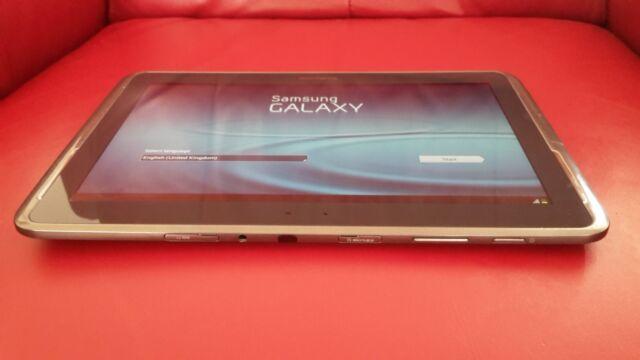 Samsung Galaxy Note GT-N8000 16GB, Wi-Fi + 3G (Unlocked), 10.1in - Grey