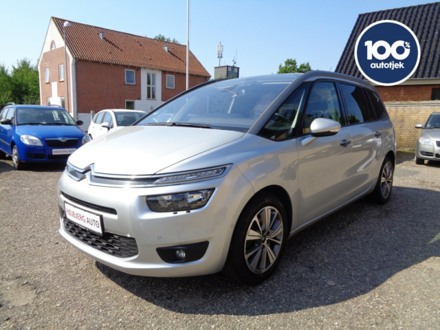 Citroën Grand C4 Picasso 1,6 BlueHDi 120 Intensive EAT6…