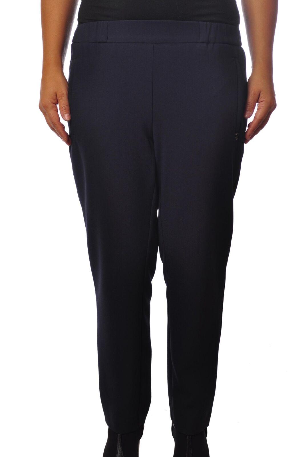 Ottod'ame  -  Pants - Female - Blau - 4147428A184424