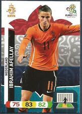 PANINI EURO 2012-ADRENALYN XL-NEDERLAND-HOLLAND-IBRAHIM AFELLAY