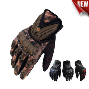 Scoyco MC10 Motorcycle Gloves Street Motorbike Racing Winter Gloves Dirt Bike