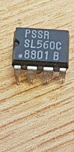 Sl560c 300mhz amplificateur faible bruit