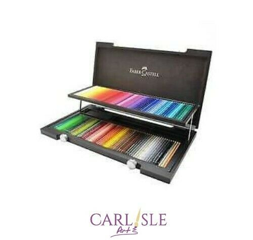 Faber-Castell 120 Wooden Box Set  Albrecht Durer Water Colour Set