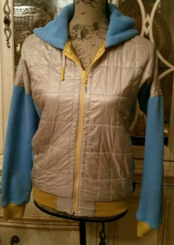 Cotopaxi Kusa Hybrid Jacket Zip Front Hooded Women