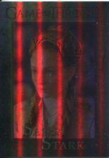 Game Of Thrones Season 3 Foil Parallel Base Card  31 Sansa Stark