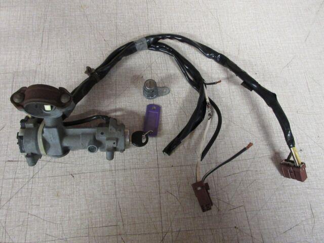 96 00 Honda Civic Oem M T 5spd Ignition Switch W Key Driver