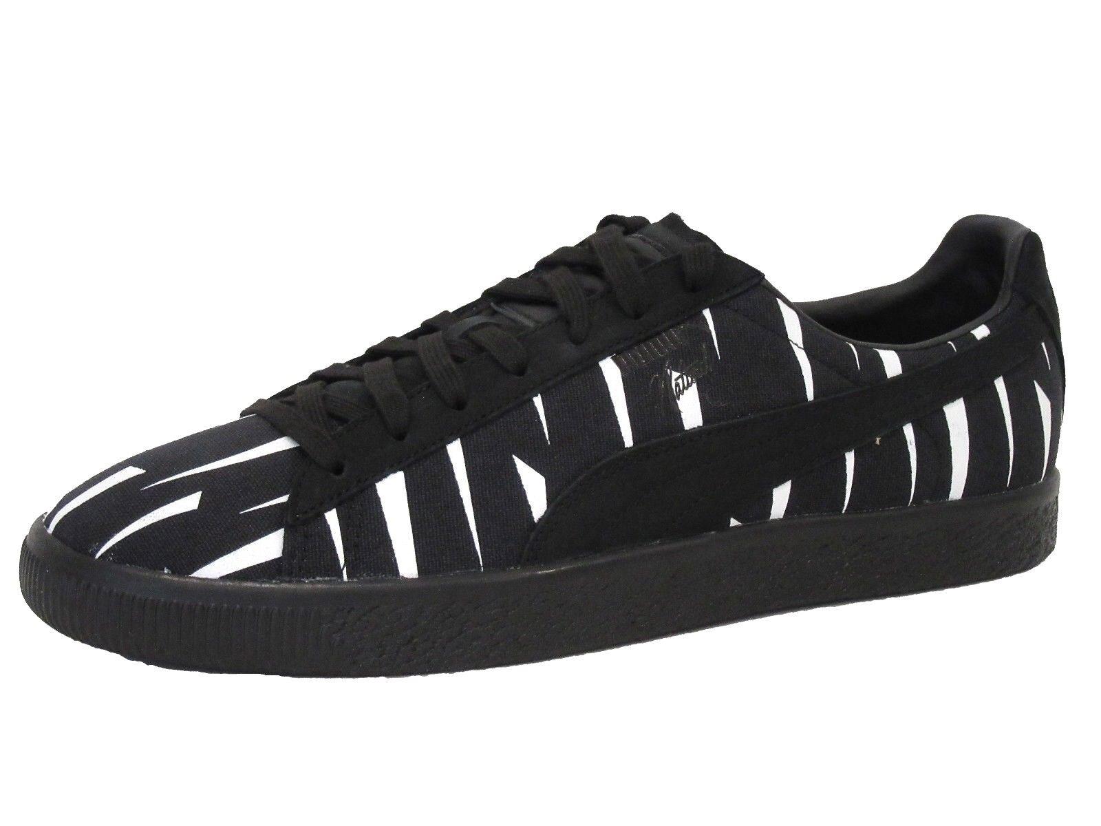 PUMA  Uomo Clyde nero Rain Naturel scarpe da da da ginnastica 461a23