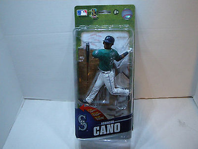 Seattle Mariners MLB 33 McFarlane figurine loose Robinson Cano