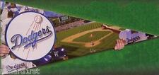 Jigsaw puzzle MLB Los Angeles Dodgers in the shape of a pennant 300 piece NIB
