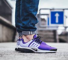 NIKE AIR PRESTO Trainers Running Casual Size XS (UK 7 - 8) (EU 41 - 42.5) Purple