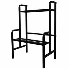 6 Unit Bulk Vending Machine Steel Rack Step Stand