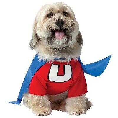 Underdog Costume Set Pet Underdog Halloween Fancy Dress