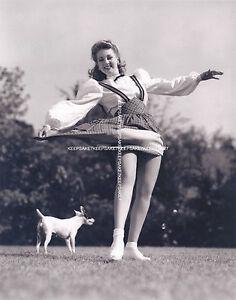 b18facc580 ACTRESS ANN SOTHERN LIFTING HER SKIRT NICE LEGS UPSKIRT LEGGY 8x10 ...