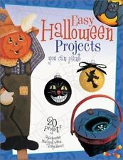 Easy Halloween Projects You Can Paint Thomas, Robyn, Wilson Paperback