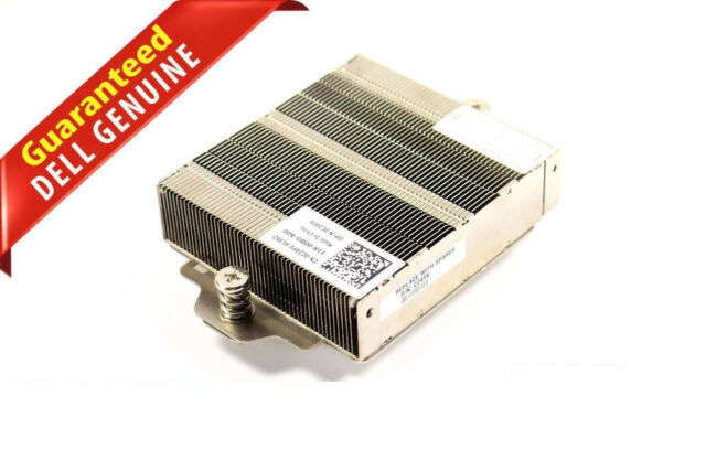 *NEW* LOT of 2pcs  Dell PowerEdge C6145 Heatsink for CPU 1 and 2   C24YV