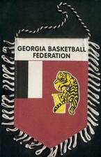 GEORGIA BASKETBALL FEDERATION SMALL PENNANT 14x10cm
