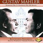 Mahler: Symphonies Nos. 3 & 10 (CD, Jan-2012, 2 Discs, Artek)