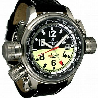 XXL GMT-Worldtour Luminous Sicherheitskronensystem 1338
