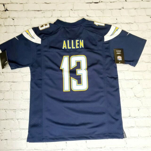 Nike Los Angeles Chargers Keenan Allen 13 NFL Blue Jersey XL Youth Z1b7n4p9 KA