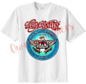 215448be Wayne's World Aerosmith Aero Force One T-shirt - Garth Algar ...