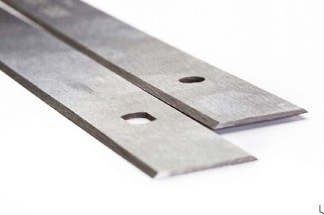 Metabo HC260C 260K Double Edged Disposable HSS 260mm Planer Blades 1Pair