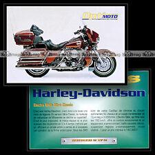 HARLEY-DAVIDSON FLHTCU ELECTRA GLIDE ULTRA CLASSIC - Custom Fiche Moto #OM2.2